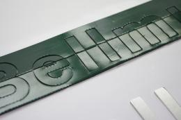 Laser geschnittenes doppelseitiges Klebeband