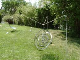 Windspiel Kugel XXL
