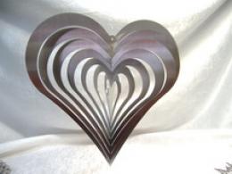 Windspiel Herz