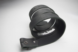 Echtleder Wasserbüffel Gürtel 39 mm, Made in Germany